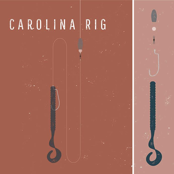 #30 - Carolina Rig